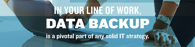 In the Legal Industry Data Backup and Recovery is Important